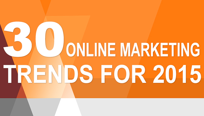 Online Marketing Trends for 2015
