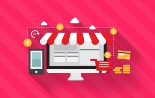 Web hosting for e-commerce stores