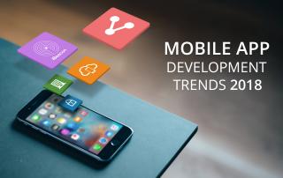 mobile app 2018
