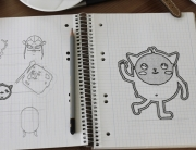 Mascot designing
