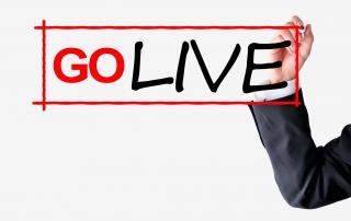 Go Live Tips