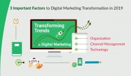 Digital Marketing Transformation in 2019