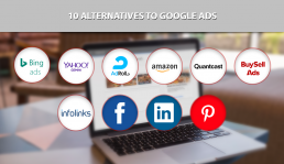 10 Alternatives to Google Ads