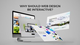 Why should Web Design be Interactive?